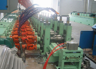 Straight Seam Welded Tube Mill Line 7 - 18 mm OD , Carbon Steel Pipe Mill Production Line