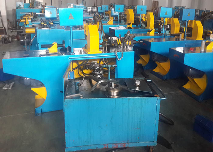 Automatic Hydraulic Pipe Bending Machine DW50CNC , Cold SS Pipe Bending Machine